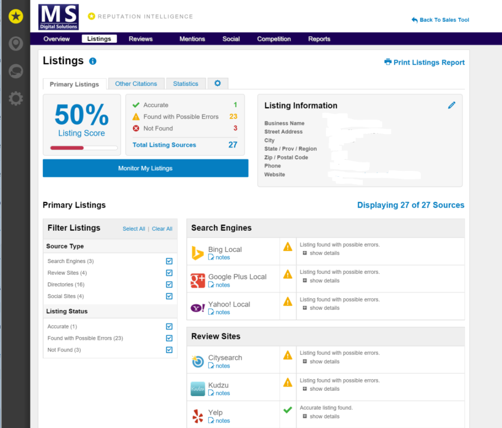 Identity Management Tools