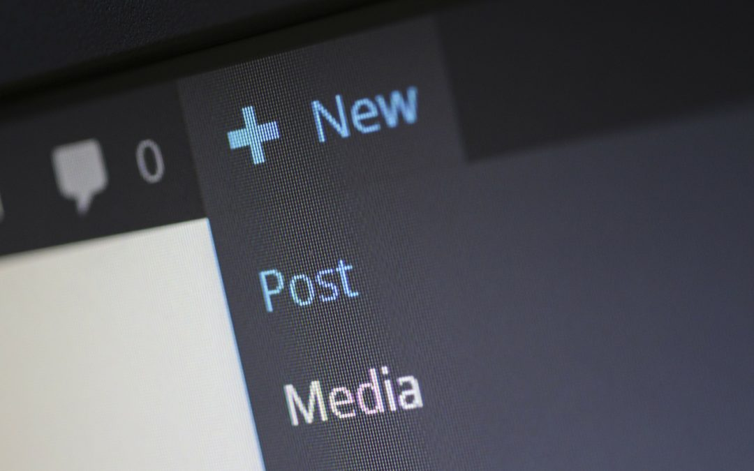 blog posts in wordpress 5