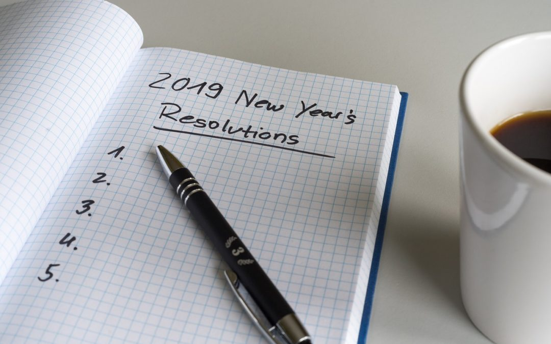 New Year's Resolutions For Your Business' Digital Footprint